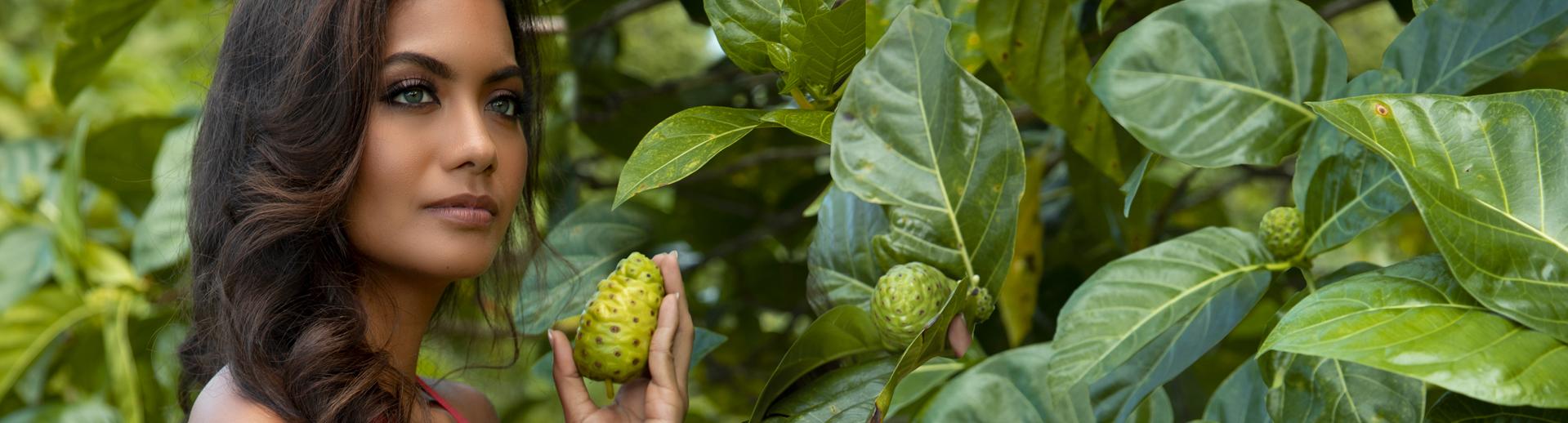 Original super fruit from Tahiti