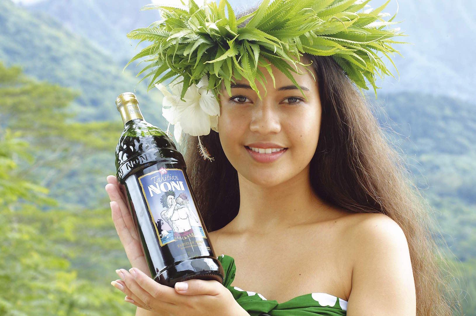 Izvorni noni potječe s Tahitija